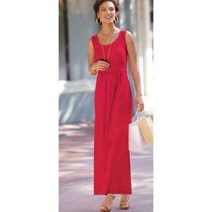 Monroe & Main Everyday Knit Maxi Dress